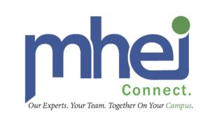 MHEI Connect logo screenshot
